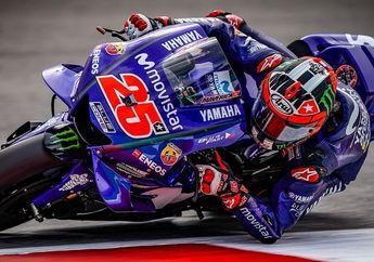 Buang Sial, Maverick Vinales akan Ganti Nomor di MotoGP 2019