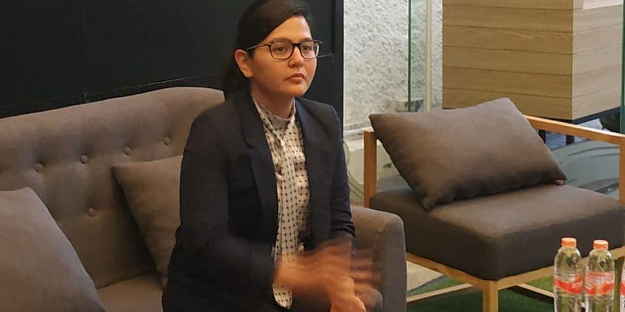 Ratu Tisha Sebut Utang Jangka Panjang PSSI Sudah Lunas