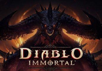 Akhirnya Bakal Rilis! Ini Tampilan Game Diablo Immortal Versi Mobile