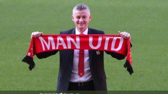 Ole Gunnar Solskjaer dilantik menjadi pelatih tetap Manchester United pada Kamis (28/3/2019).