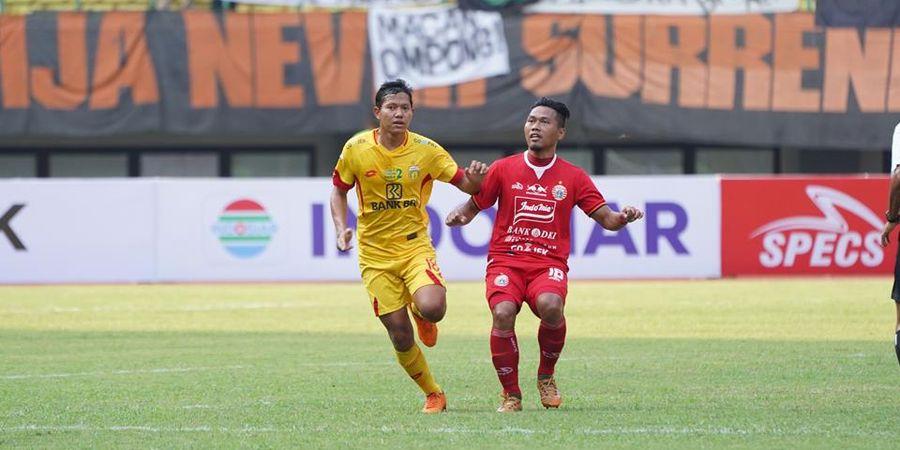 Tony Sucipto Enggan Kecewa Persija Dipermalukan Bhayangkara FC