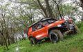Nissan Terrano Ini Dimodifikasi Buat Turun Off-Road Demi Anak Tercinta