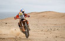 Otorace : KTM Berpeluang Besar Menang Reli Dakar 18 Kali Beruntun