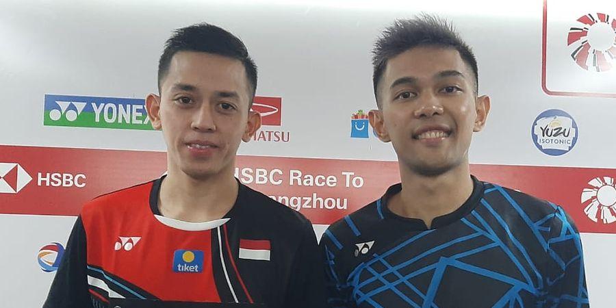 Indonesia Masters 2020 - Fajar/Rian Menang, Pastikan Ada Wakil Indonesia di Final