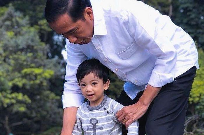 Tak Duduk Dekat Jokowi, Jan Ethes Nonton Langsung Opening Asian Games