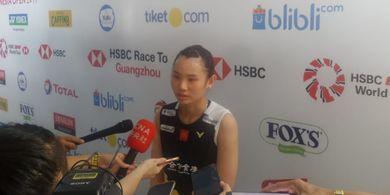 Tai Tzu-ying Dapat Pujian dari Rekan Latih Tanding di Pelatnas