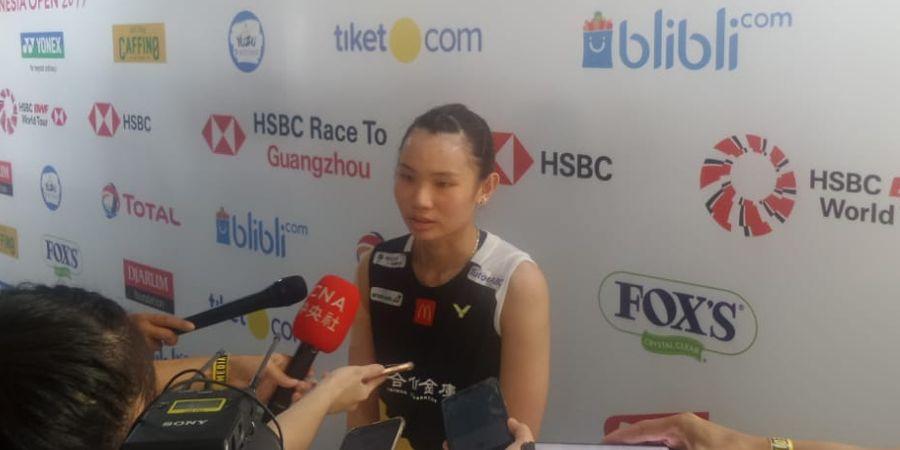 Tai Tzu Ying Masih Ragu untuk Berkompetisi pada Seri Asia di Thailand