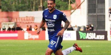Hengkang dari PSIS Semarang, Flavio Beck sudah Jalin Komunikasi dengan Klub Indonesia?