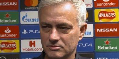 Mourinho Pede Bisa Bawa Tottenham Finis di Empat Besar Musim Ini