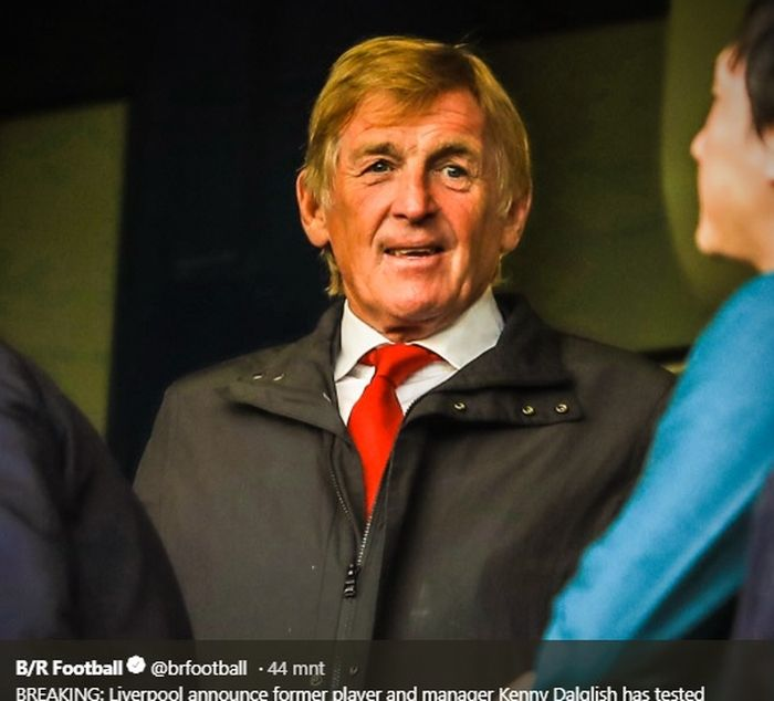 Legenda Liverpool, Sir Kenny Dalglish