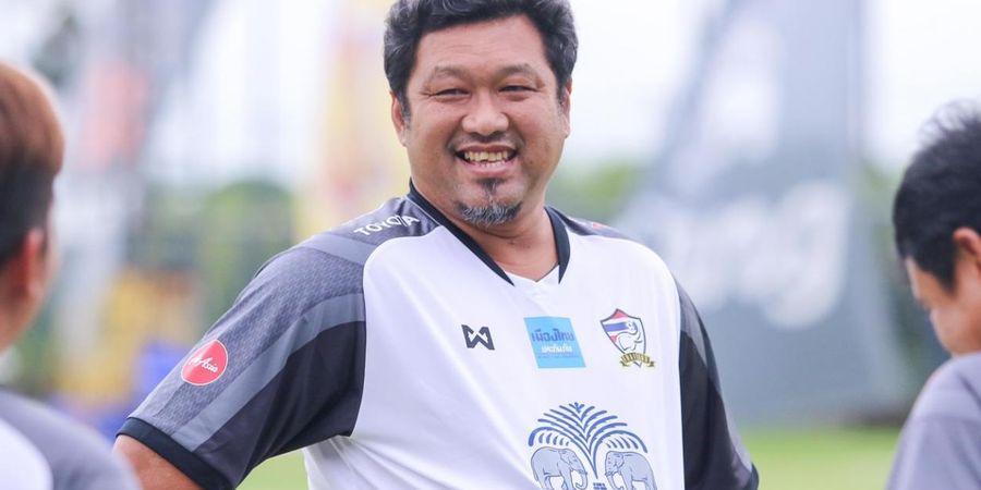 Sempat Dipecat, Pelatih Lokal Ini Ditunjuk Lagi Tukangi Timnas U-23 Thailand