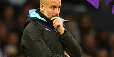 Man City Dilanda Masalah, Pep Guardiola Masih Enggan Berkhianat