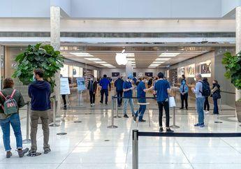11 Tahun Beroperasi, Apple Store Oakridge Centre akan Ditutup Permanen