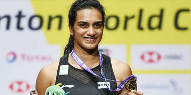 Respons PV Sindhu Setelah Berpeluang Pertahankan Gelar Juara Dunia Lebih Lama