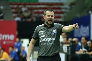 Final IBL - Pelatih Stapac Sempat Kesal Lihat Penampilan Timnya