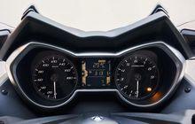 XMAX 250 Pakai Speedometer XMAX 400, Biaya Rp 2 Juta, Tinggal Colok