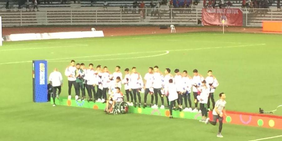 Evan Dimas Sudah Memaafkan Pemain yang Membuatnya Cedera