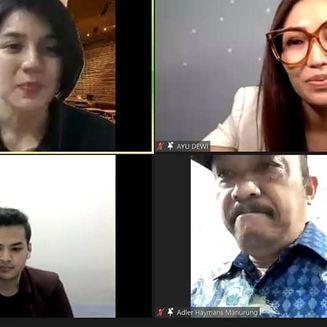 Kupas Tuntas Bisnis dan Manajemen di Masa Pandemi bersama Binus Business School, Ayu Dewi: Life Must Go On!