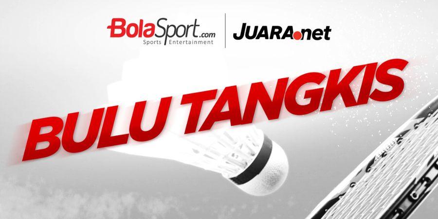 Hasil PBSI Home Tournament - Dengan Tandem Baru, Hendra Setiawan Kalahkan Mohammad Ahsan