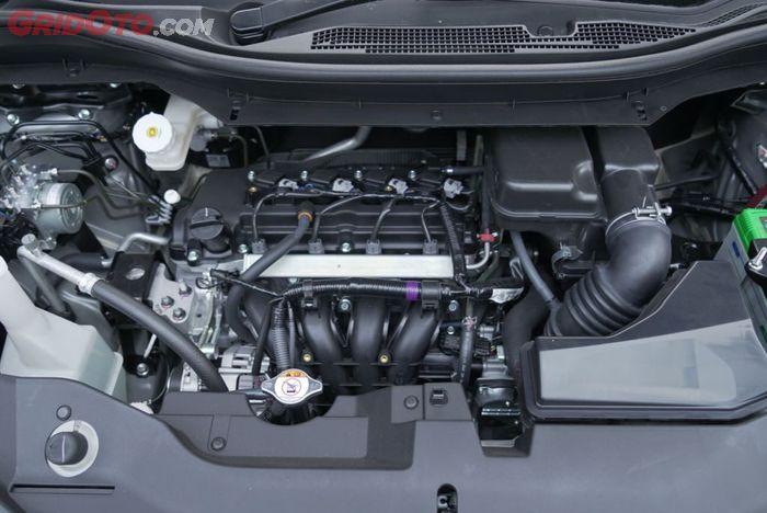 Tampilan mesin Mitsubishi Xpander