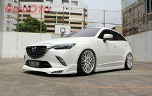 Mazda CX-3 Modif Tampil Istimewa, Kado Spesial Dari Suami Tercinta