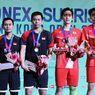 Thailand Open 2021- Penakluk Ahsan/Hendra Merana di Sektor Ganda Campuran