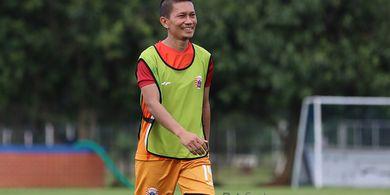 Kapten Persija Ismed Sofyan Jadikan Dua Legenda Manchester United sebagai Sosok Inspirasi
