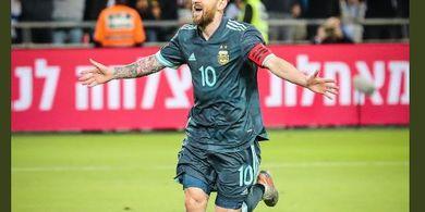 Pelatih Brasil Tak Rela Pele Dibandingkan dengan Lionel Messi