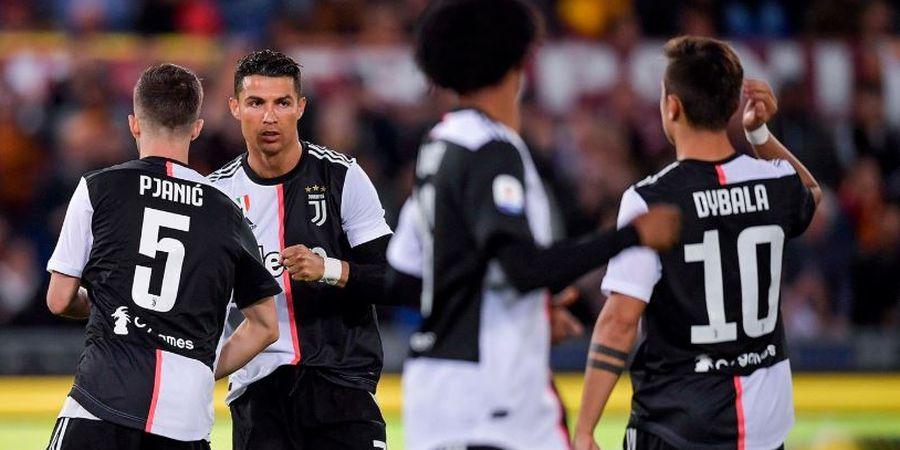 Dominasi Juventus Bikin Pesaingnya Tak Bergairah Juara Liga Italia