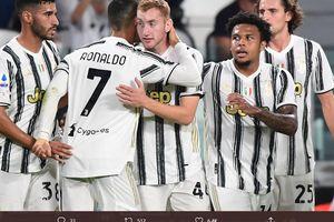 Cristiano Ronaldo Ajak Striker 20 Tahun Juventus Lakukan Ini Bersama