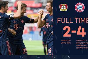 Hasil Lengkap Bundesliga, Bayern Muenchen Catat Rekor Tim Tersubur, Dortmund Menang Tipis
