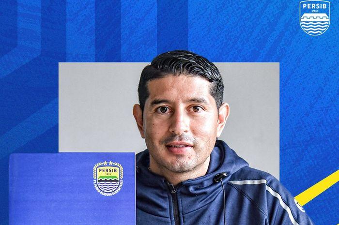 Persib Bandung kembali memastikan salah satu pemainnya bertahan untuk kompetisi musim 2021, yakni Esteban Vizcarra pada Selasa (2/3/2021).