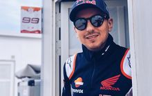 Meski Belum Pulih, Jorge Lorenzo Tetap Pede Jelang Tes MotoGP Qatar
