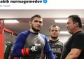 Siap Duel Lawan McGregor & GSP, Khabib Nurmagomedov Remehkan Gaethje?