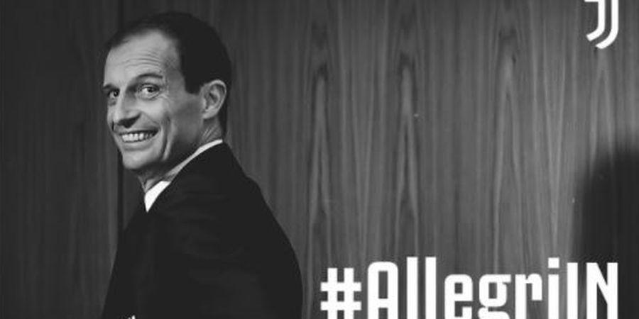 Kembali Latih Juventus, Massimiliano Allegri bak Penganan Enak Khas Italia