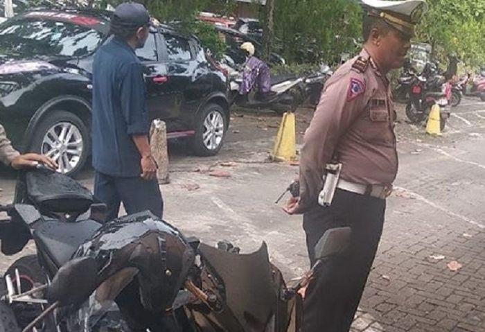 Bocah pelajar yang memukul spion mobil dan lontarkan kata kasar di Bali akhirnya minta maaf.