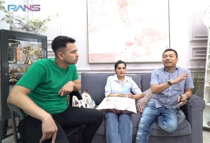 Raffi Ahmad membahas perjalanan hidup Anang Hermansyah