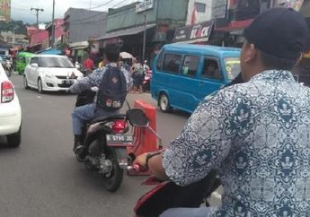 Jalur Pantura Rawan Kecelakaan, Kok Pemotor Banyak yang Enggak Pakai Helm? Ini Kata Polisi