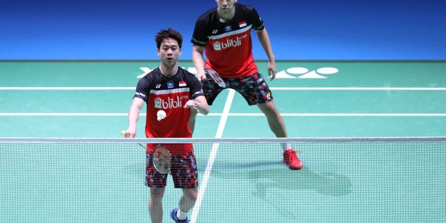 Jadwal China Open 2019 - Derbi Indonesia demi Tiket ke Final