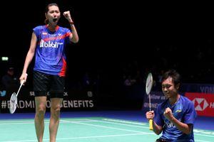 Hasil Kejuaraan Asia 2019 - 3 Wakil Indonesia Melaju ke Babak Kedua