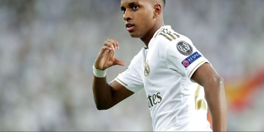 Hasil Lengkap Liga Champions - Pesta Gol Setengah Lusin Madrid hingga 3 Tim Pastikan Lolos 16 Besar