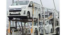 Toyota Hiace Baru Sudah Mondar-Mandir Dalam Gendongan, Kini Lebih Jelas