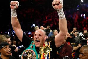 Tyson Fury Akan Terapkan Jurus Barunya untuk Bekuk Anthony Joshua