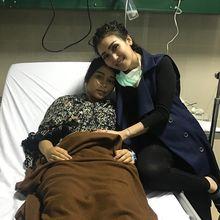 Ayu Ting Ting Ungkap Penyebab Adiknya Dirawat di Rumah Sakit Hingga Operasi