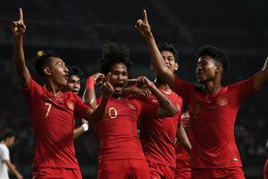 Hasil Timnas U-19 Indonesia Vs China - Garuda Nusantara Kalah 1-3