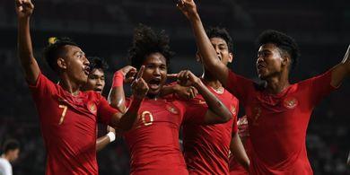 Jadwal Timnas U-19 Indonesia Vs China, Main di Bali