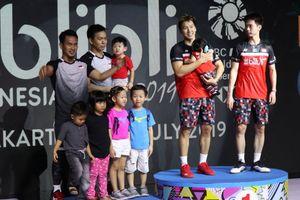 Indonesia Mulai Dikejar Taiwan pada Klasemen Perolehan Gelar BWF World Tour 2019