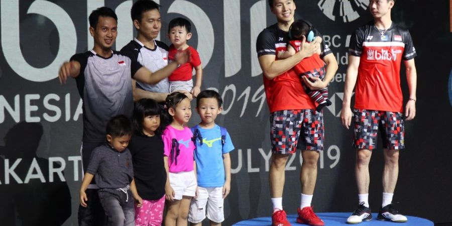 Klasemen Perolehan Gelar Juara BWF World Tour Usai Indonesia Open 2019