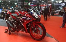 Liputan Langsung Bangkok Motor Show ke-40, Misteri Honda CBR150R Terbaru