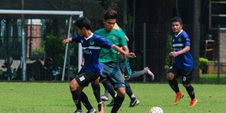 Mangkir dari Latihan Tim, Bintang Timnas Indonesia Disemprot PSMS Medan